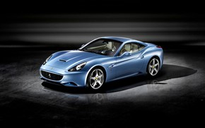 Картинка Ferrari, родстер, California