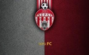 Картинка wallpaper, sport, logo, football, Sepsi OSK