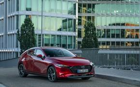 Картинка Mazda, Hatchback, Mazda3, 2019, Skyactiv-X