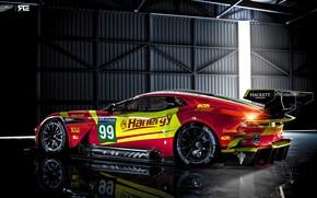 Обои Aston Martin, Авто, Le Mans, Рендеринг, GTE, Спорткар, Vulcan, Aston Martin Vulcan, Benoit Fraylon, by ...
