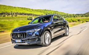 Картинка 2018, Maserati Levante, S Q4 GranLusso, Maserati Levante S Q4 GranLusso - 2018