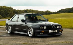 Картинка BMW, E30, M3, Rotiform ot-3