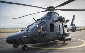 Картинка Вертолет, Airbus, Шасси, Airbus Helicopters, H160, H160М, Airbus H160M, Airbus H160M Guepard