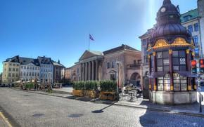 Картинка Дания, апрель, Копенгаген, 2019