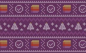 Картинка обои, узор, Рождество, Microsoft
