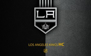 Картинка wallpaper, sport, logo, NHL, hockey, Los Angeles Kings