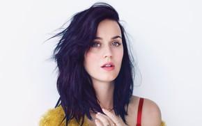 Картинка брюнетка, Кэти Перри, Katy Perry, певица, singer, Кэти Пэрри