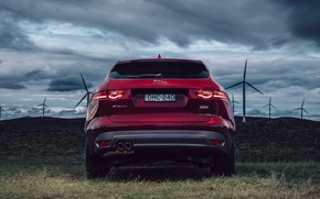 Картинка Jaguar, Vehicle, F Pace