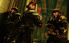 Картинка killzone, army, helghast