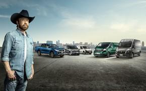 Картинка Chuck Norris, Чак Норрис, Фиат, light commercial vehicle, Fiat Fiorino, Carlos Ray Norris, Fiat Ducato, …