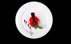 Картинка ягоды, пирожное, десерт, желе