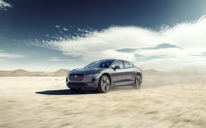 Картинка Электро, Кроссовер, Jaguar I-Pace Mena