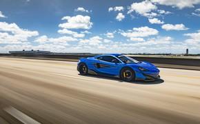 Картинка скорость, суперкар, Mclaren, 600LT