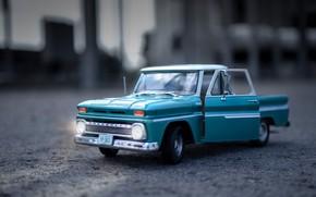 Картинка Chevrolet, Car, Wallpaper, Macro