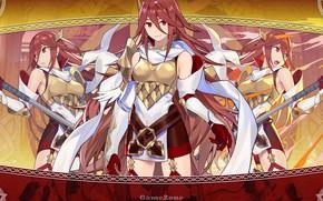 Картинка девушка, Fire Emblem, Cordelia, Fire Emblem Heroes