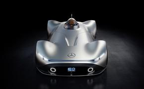 Картинка Мерседес, гонки, формула 1, Mercedes EQ Silver arrow 01 Formula e, mercedes Benz