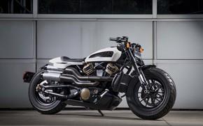 Картинка concept, мотоцикл, Harley Davidson, байк