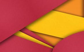 Картинка red, yellow, art, pattern
