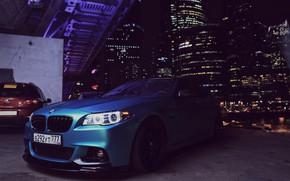 Картинка BMW, F10, 550, Zero Project I