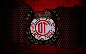 Картинка wallpaper, sport, logo, football, Toluca
