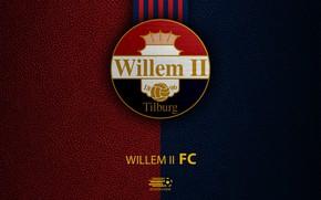 Картинка wallpaper, sport, logo, football, Eredivisie, Willem II