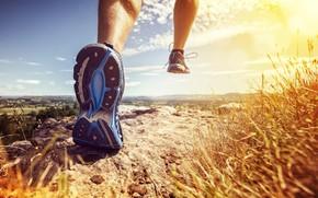 Картинка sneakers, outdoors, running, jogging