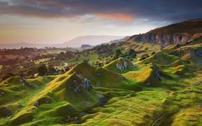 Картинка горы, Уэльс, Брекон Биконс, Поуис