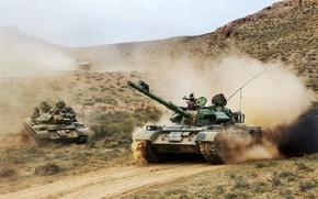 Картинка weapon, army, Chinese tank, TANK, T-59, type 59