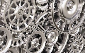 Картинка машина, механизм, шестеренки, зубчатые колеса