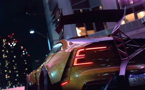 Картинка NFS, Electronic Arts, Need For Speed, Polestar, Mikhail Sharov, by Mikhail Sharov, Need For Speed …