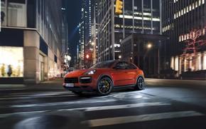 Картинка Porsche, Cayenne Turbo, 2019