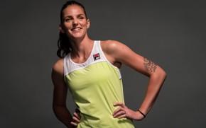 Картинка Sport, Czech, Tennis, WTA, Photoshoot, Karolina, Karolina Pliskova