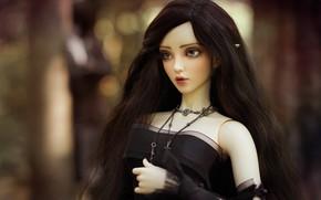 Картинка волосы, эльф, кукла