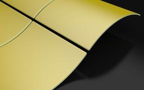 Картинка логотип, эмблема, windows, объем
