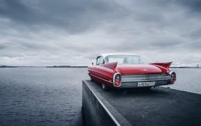 Картинка Cadillac, Авто, Ретро, Машина, Art, Deville, Transport & Vehicles, by Rodion Yushmanov, Rodion Yushmanov, Cadillac …