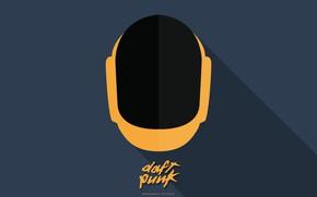 Картинка Музыка, Маска, Daft Punk, Дафт Панк, Guy Manuel de Homem Christo, Ги Мануэль