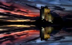 Картинка Ireland, Galway, Dunguaire, Dunguaire Castle