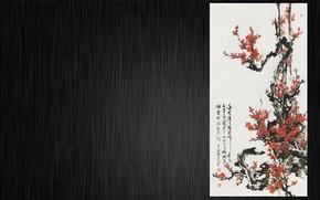 Картинка фон, картина, азиа, восточная живопись
