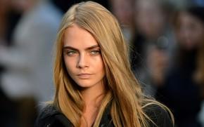 Картинка поза, модель, актриса, фотосессия, model, hair, pose, actress, Cara Delevingne, Кара Делевинь