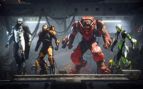Картинка game, Electronic Arts, Anthem