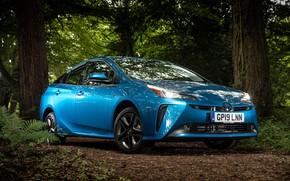 Картинка Toyota, Prius, 2019