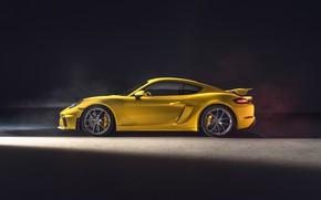 Картинка Porsche, Cayman, GT4, 718