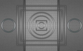 Картинка круги, фон, фигуры