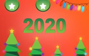 Картинка Новый Год, Happy New Year, New year, С Новым Годом, С Новым Годом!, 2020