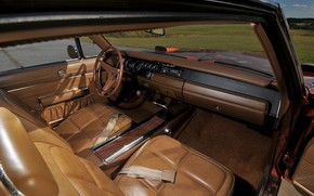 Картинка Dodge Charger, Muscle car, Hemi, Interior, Vehicle, Mopar Muscle