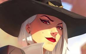 Картинка Game, Ashe, Overwatch