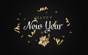 Картинка праздник, Новый Год, поздравление, открытка