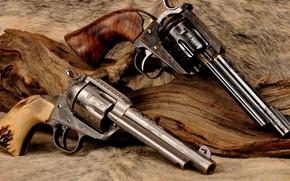 Обои оружие, револьвер, weapon, western, гравировка, вестерн, custom, Colt .45 Single-Action Army, engraving, revoler, Colt Single ...