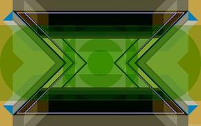 Картинка линии, фигуры, симметрия