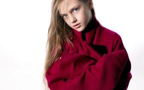 Картинка портрет, девочка, фотограф Дарья Семина, Елизавета Хоменко